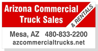 Arizona Commercial Truck Sales & Rentals