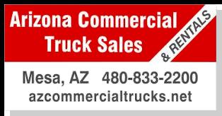 Arizona Commercial Truck Sales & Rentals